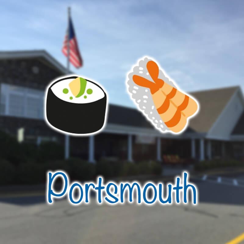 Portsmouth Fresh Sushi