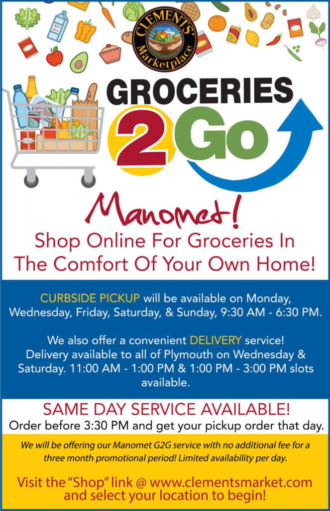 Manomet G2G Info