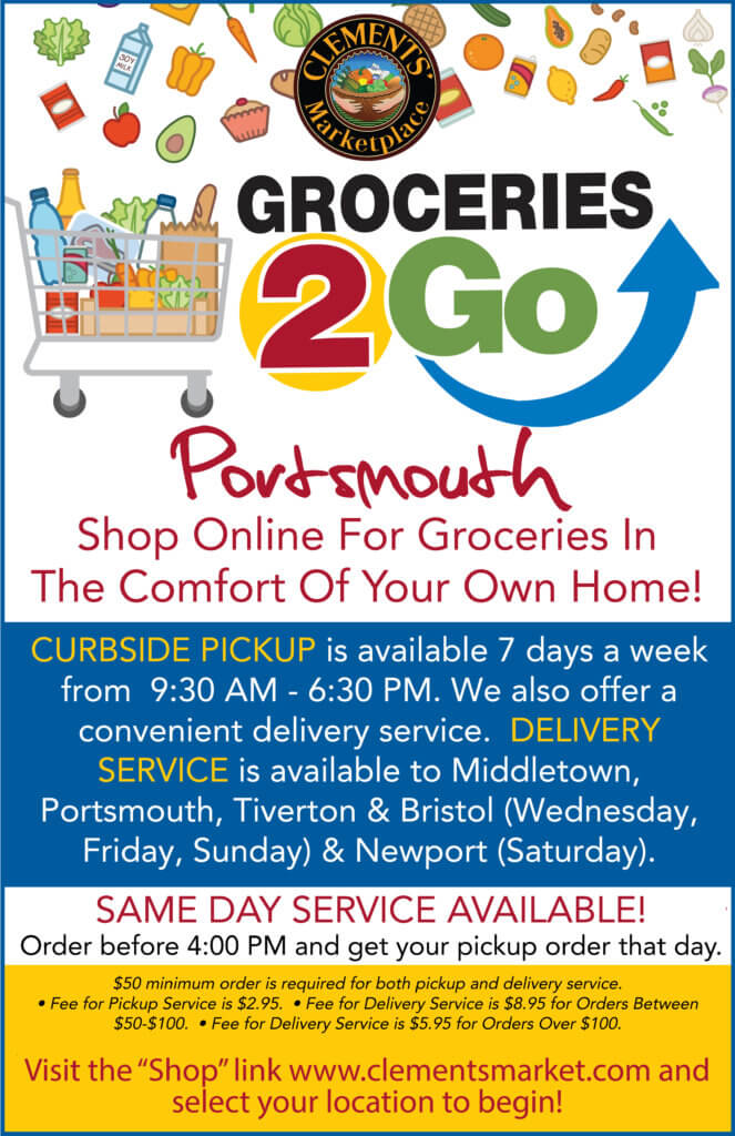 Clements' Portsmouth G2G Info
