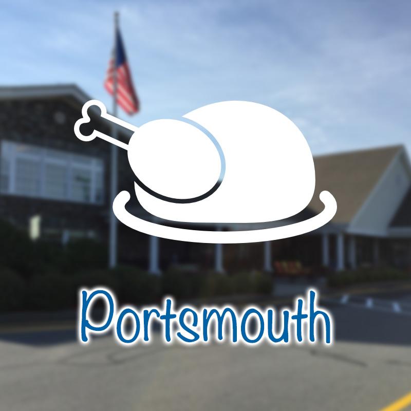 Portsmouth Turkey Orders